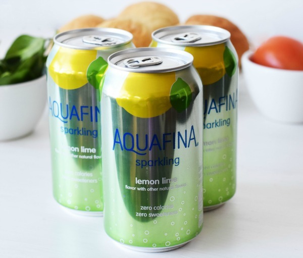 Aquafina Lemon Lime Can1