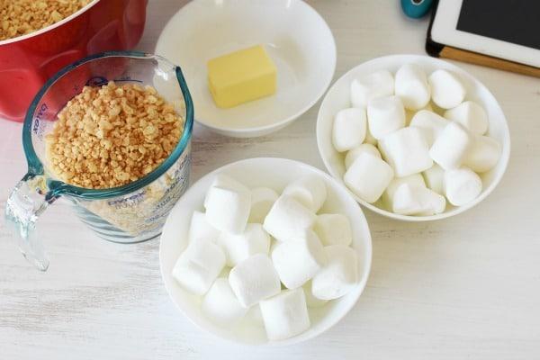 DIY Rice Krispies Treats