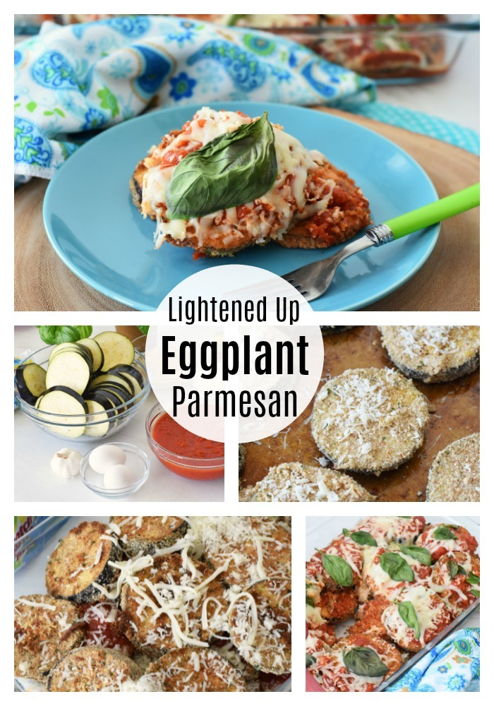 Baked Eggplant Parmesan Recipe (Fresh and Easy)