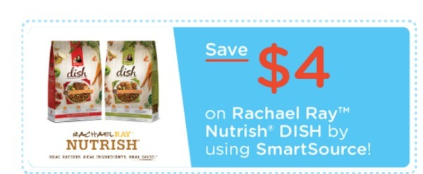 Nutrish Dish printable coupon