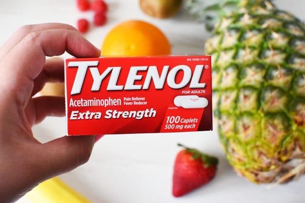 Tylenol Extra Strength 100 ct