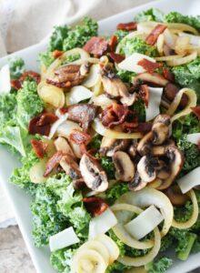 warm kale salad recipe1
