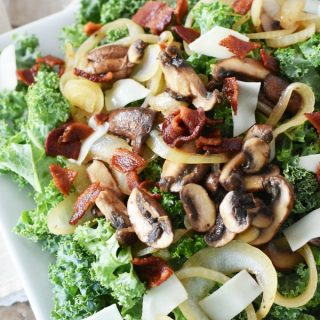 warm kale salad recipe1