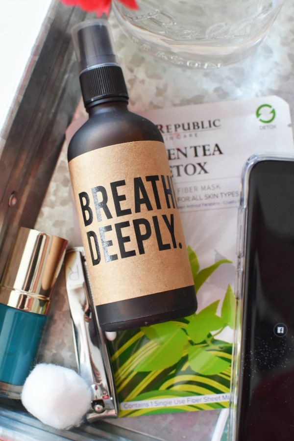 Breath Deep Spritz