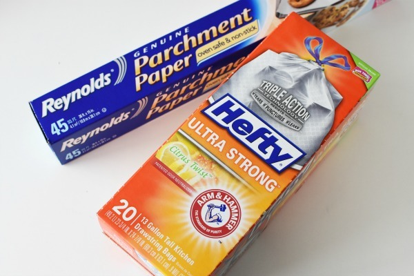 Hefty and Reynolds products