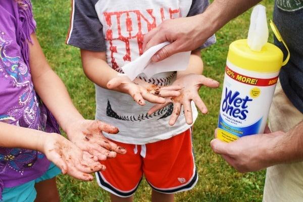 Wet Ones Hand Wipes