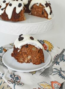 Apple Spice Bundt Cake with Cream Cheese Frosting1