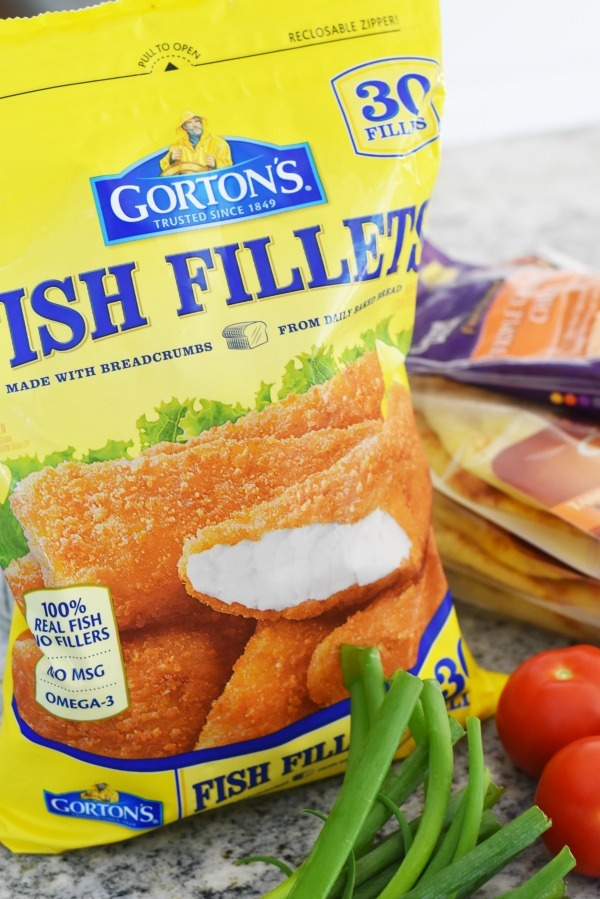 Gortons Fish Fillets