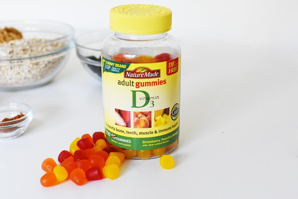 Naturemade D Gummies
