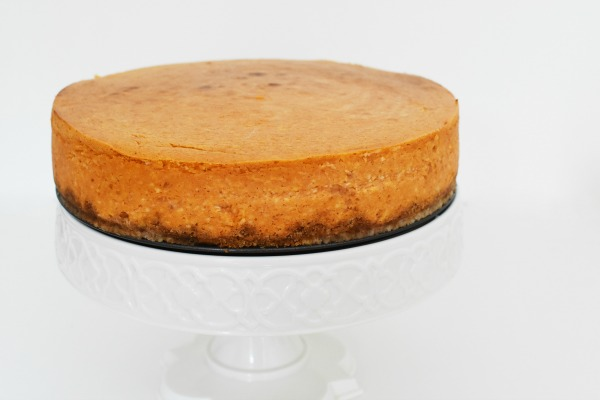 New York Style Pumpkin Cheesecake1