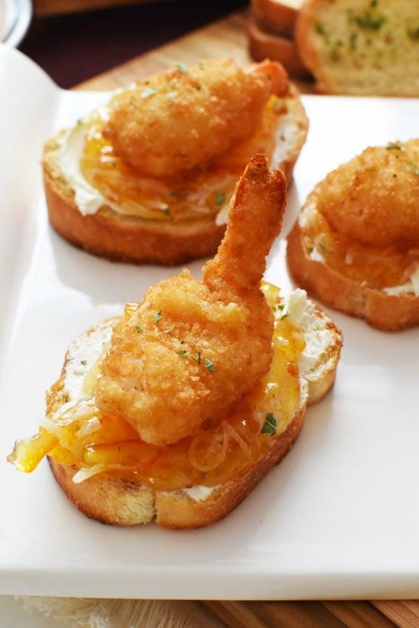 Coconut Shrimp Appetizers1