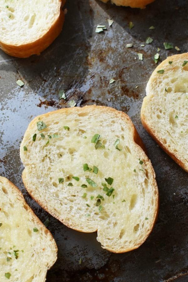 Garlic Bread Toast1
