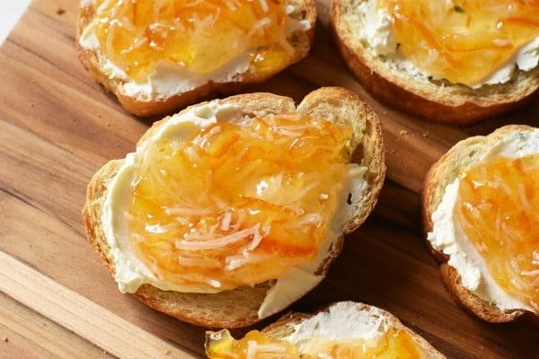 Orange Marmalade Toasts1