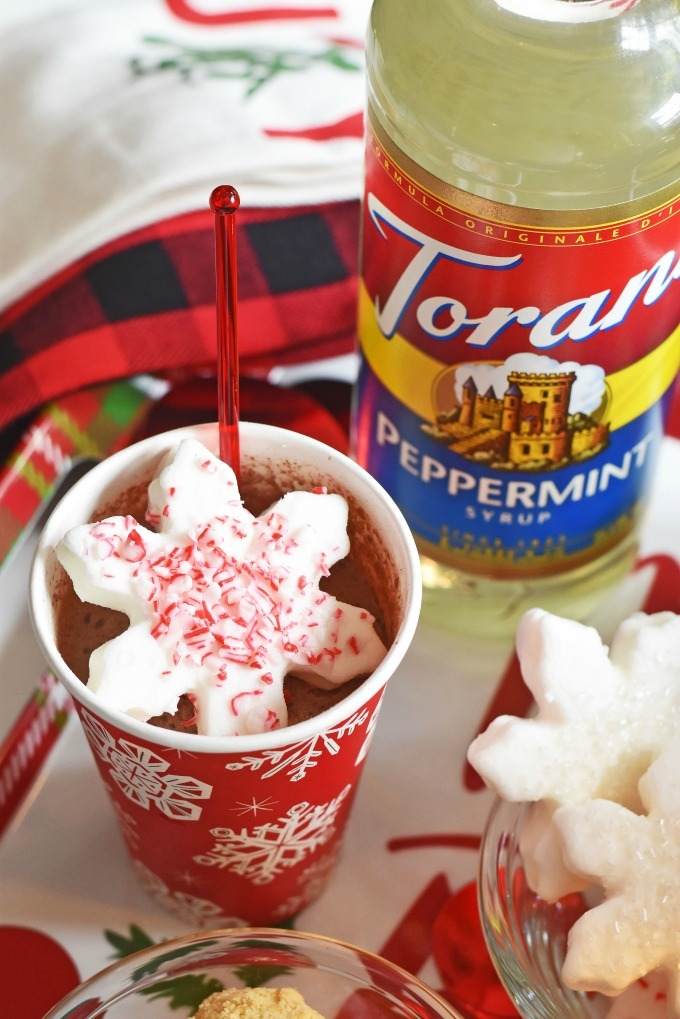 Peppermint Hot Cocoa1