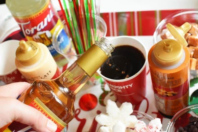 Shortbread syrup1