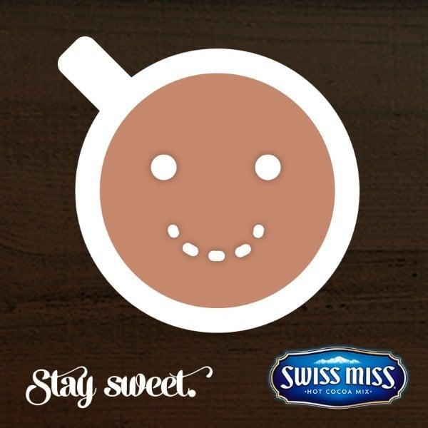 Stay Sweet Swiss Miss