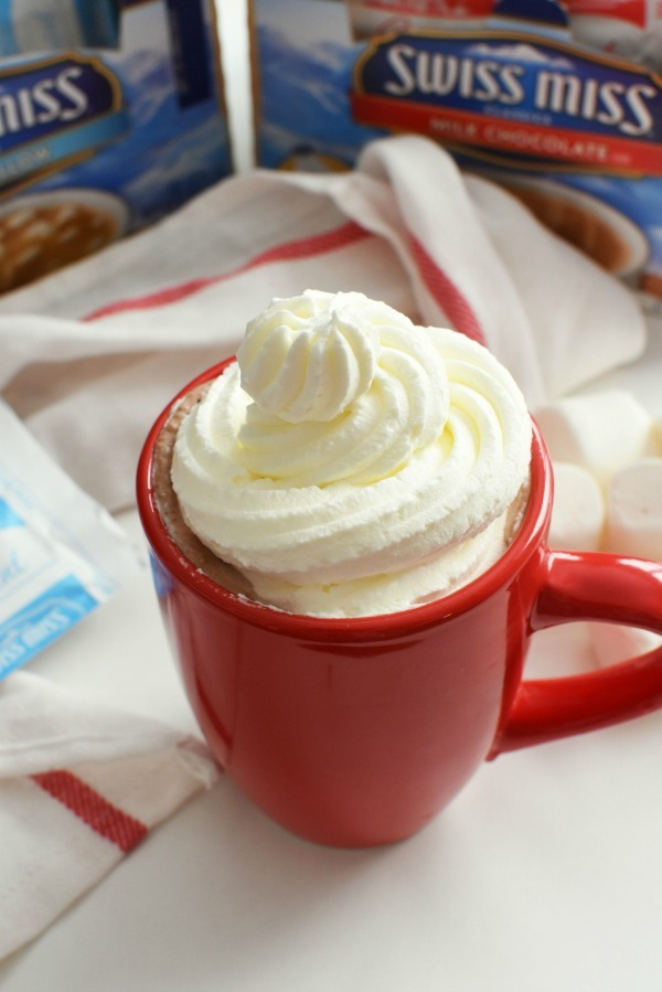 Whipped Cream in Hot Cocoa1