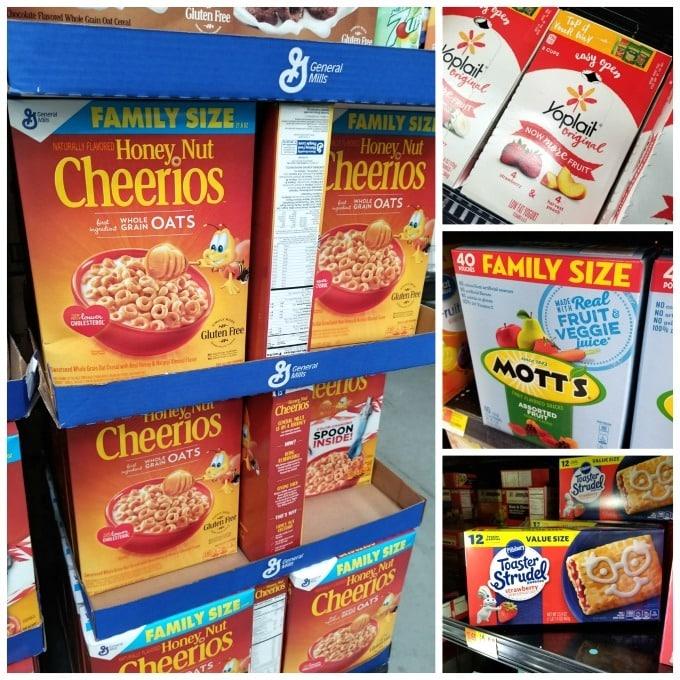 General Mills at Walmart