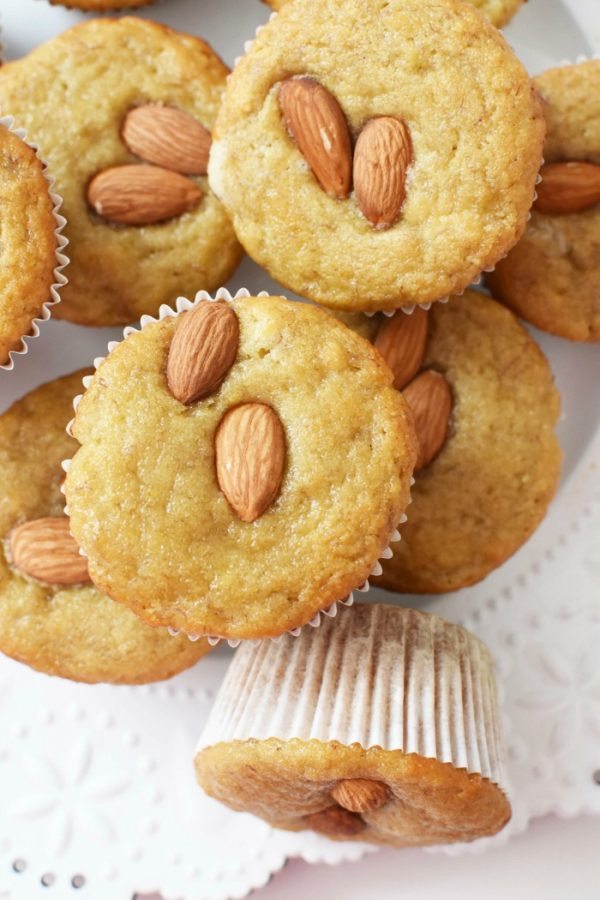 Almond Flour Banana Muffins recipe 1
