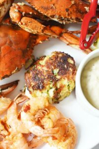 Maryland Crabs from Cameron's Seafood-Fishy or Fabulous?