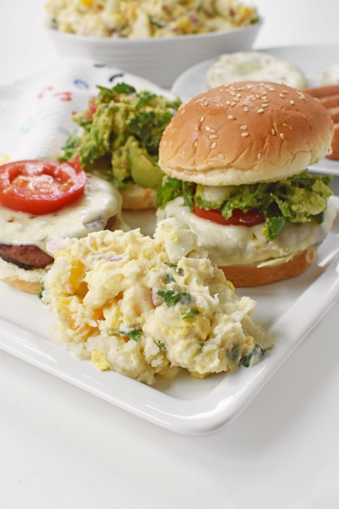 Southwestern Potato Salad 1