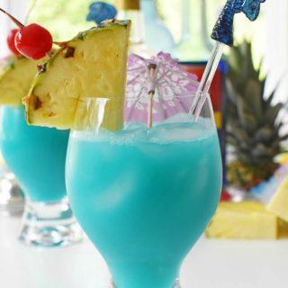 Torani Blue Hawaiian Drink 2