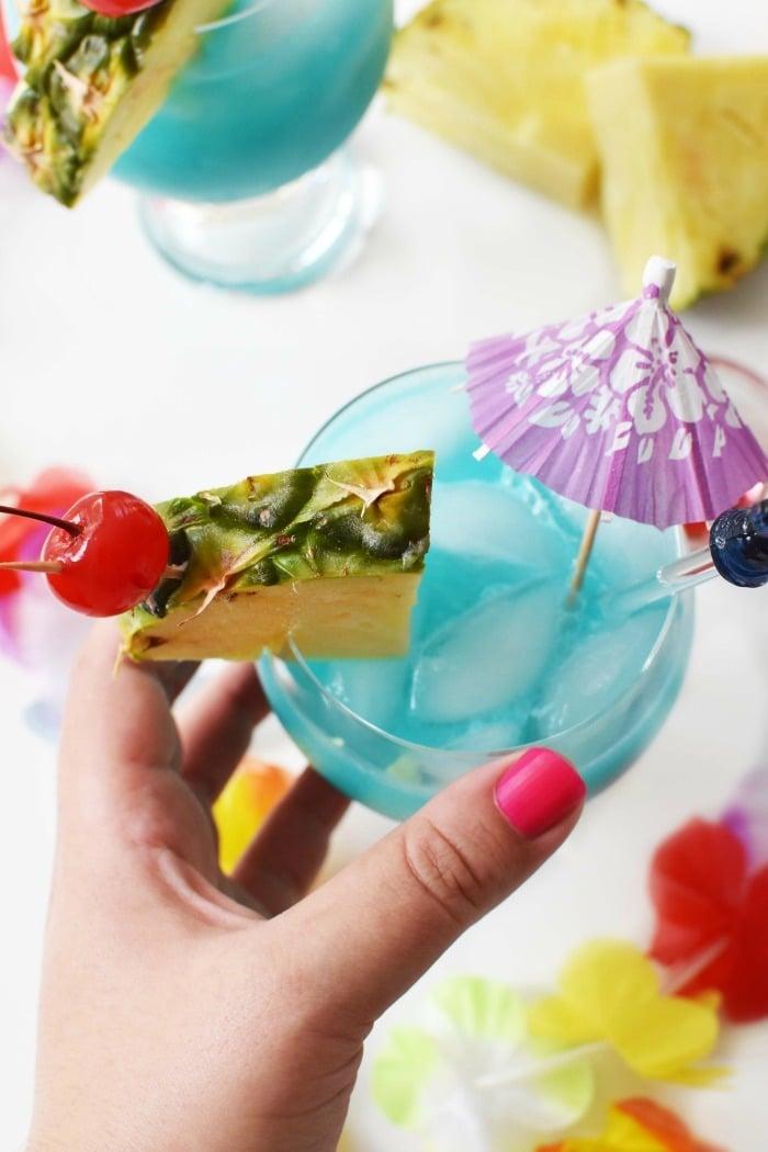 Torani Blue Hawaiian Drink Recipe 1