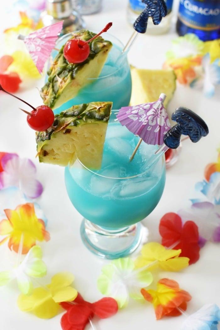 Torani Blue Hawaiian Recipe 1