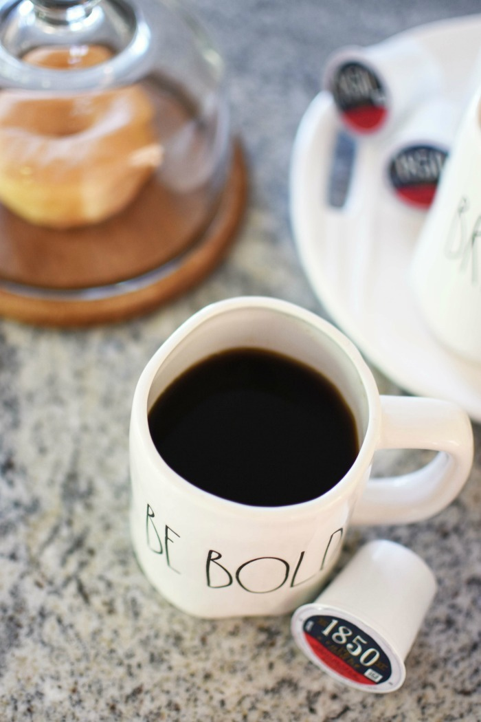 Be Bold Coffee Mug 1