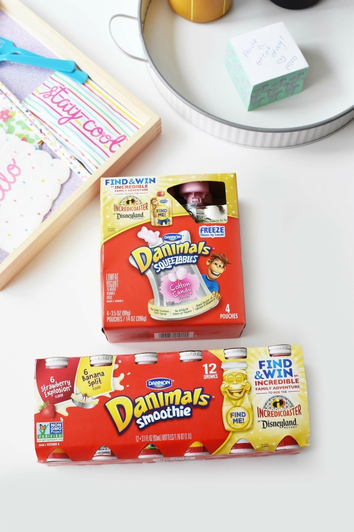 Danimals Yogurt 1
