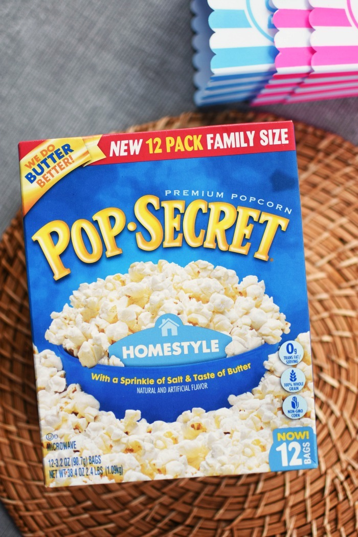 Popsecret Family Size Box 1