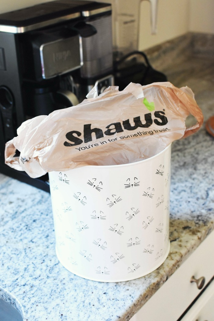 Shaws Bag in Barrel 1
