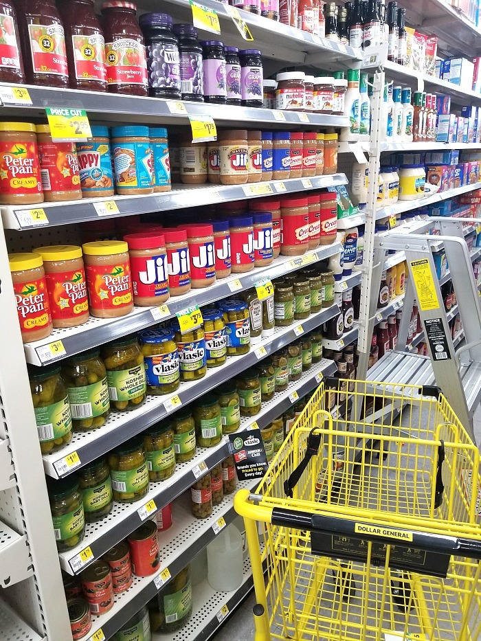 Smuckers at Dollar General