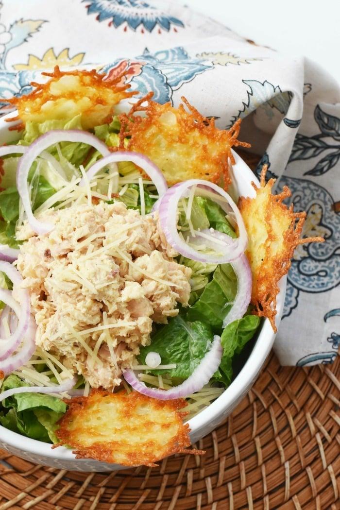 Parmesan Crisps Recipe Keto 1