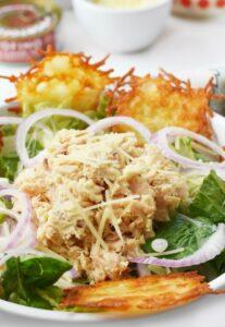 Tuna Caesar Salad – You'll Love This Amazing Recipe!