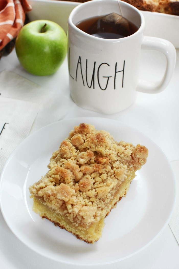 Apple Spice Cake 1
