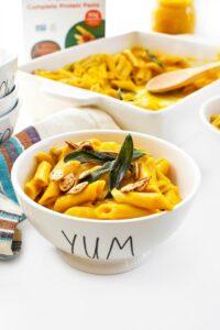 Vegan Butternut Squash Pasta Sauce Recipe
