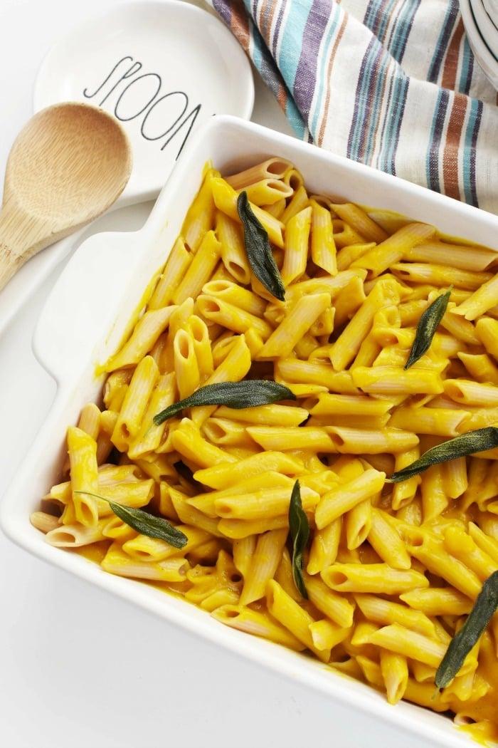 Butternut Squash Pasta Sauce recipe 1