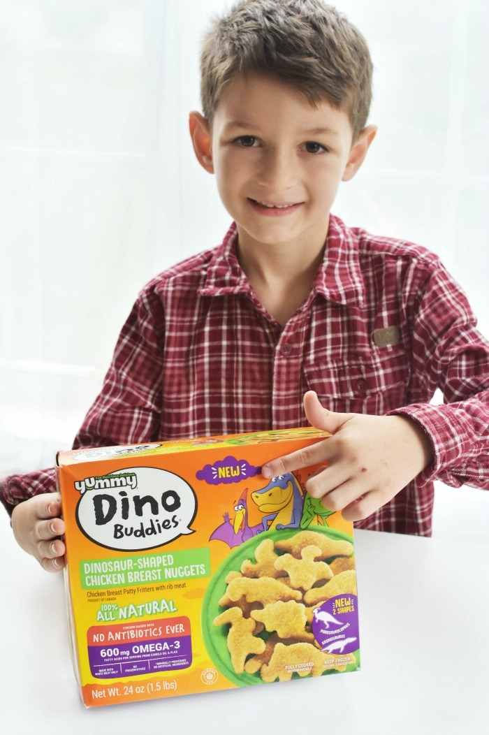 Dino Buddies Nuggets 1