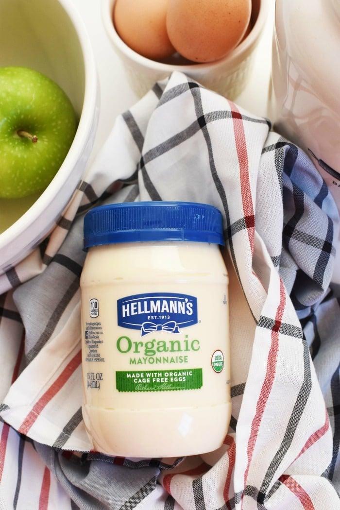Hellmanns Organic 1
