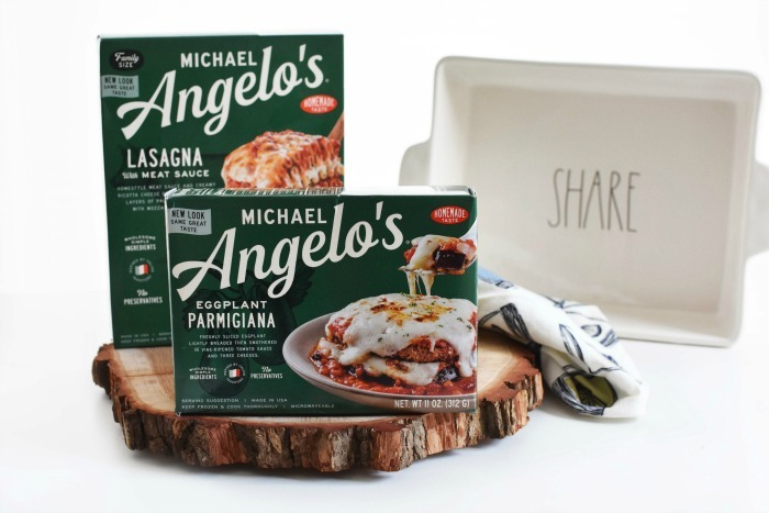 Michael Angelos Frozen Meals 1