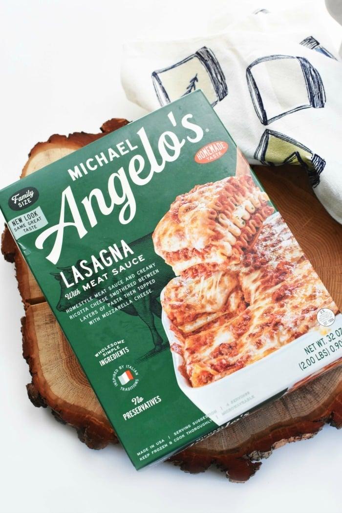 Michael Angelos Lasagna 1