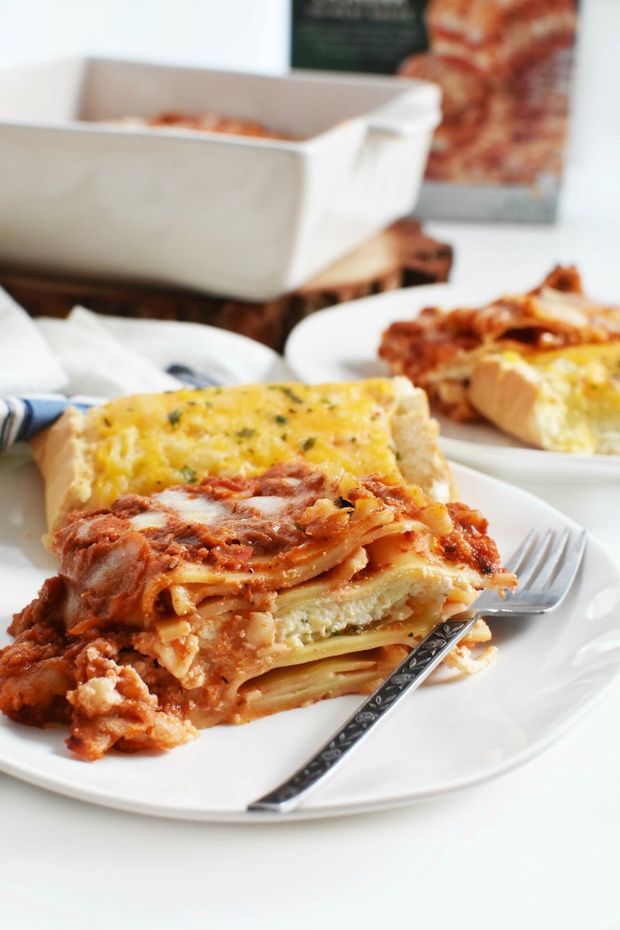 Slice of Michael Angelos Lasagna 1