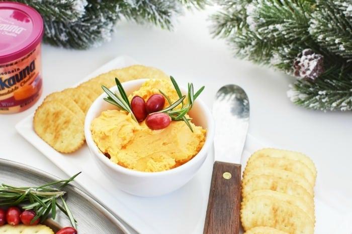 Cheddar Cheese Spread 1