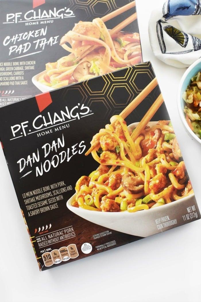 Dan Dan Noodles box 1