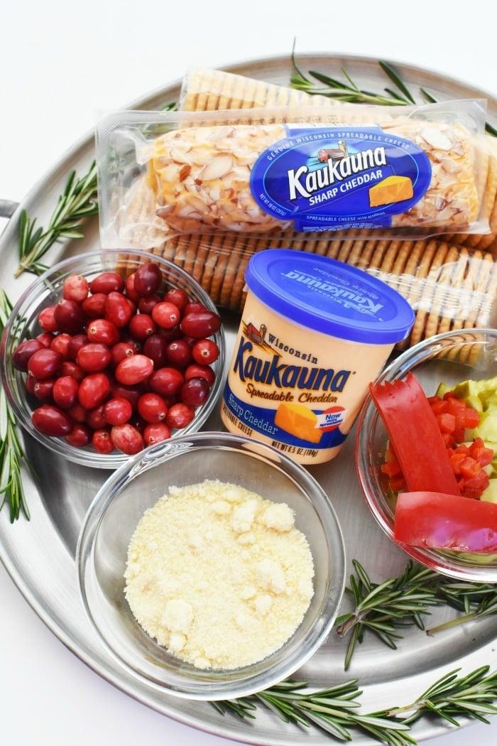 Kaukauna Cheese tray 1