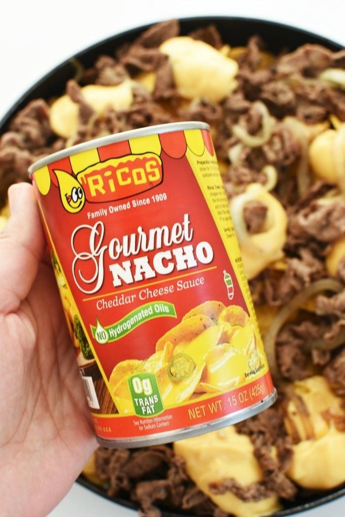 Ricos Cheese Sauce 1