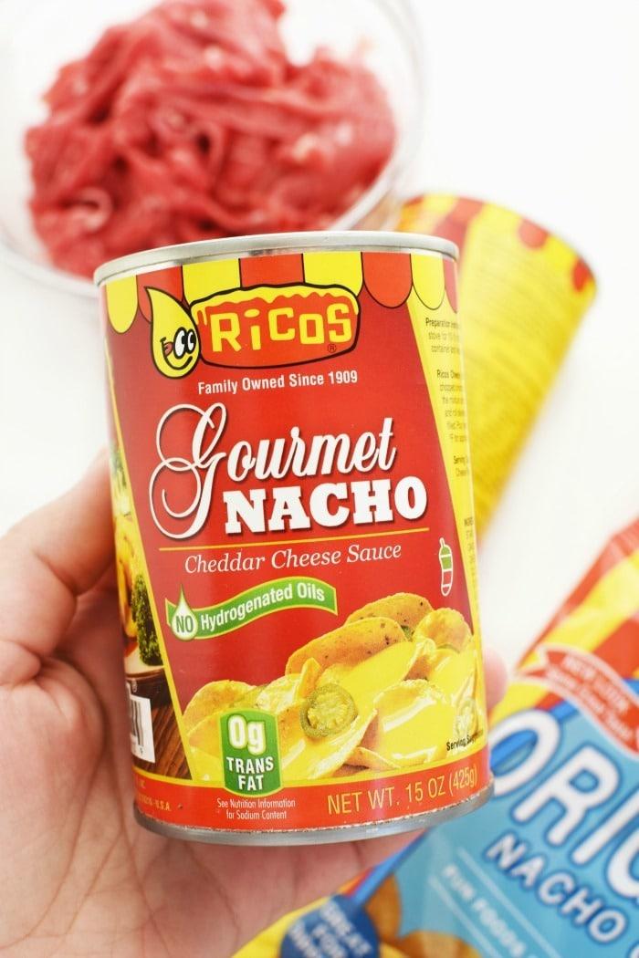 Ricos Gourmet Cheese Sauce 1