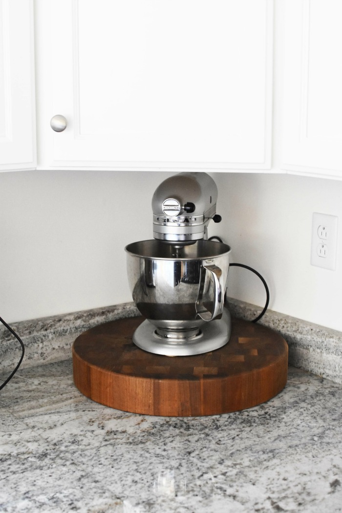 Silver Stand Mixer 1