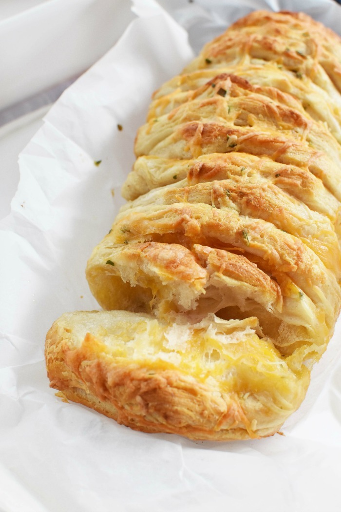 Biscuit and Cheese Pull Apart Bread recipe 1
